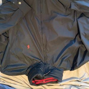 Polo Ralph Lauren windbreaker size 3xb new